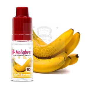 Soft Banana 10ml
