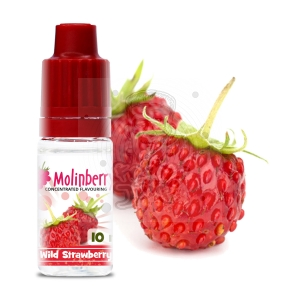 Wild Strawberry 10ml