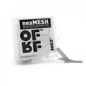 OFRF NexMesh Coil for Wotofo Profile RDA& Profile Unity RDA 0,13ohm A1 10szt.