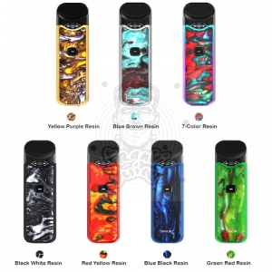SMOK Nord Pod 3ml Starter Kit 1100mAh Resin Edition
