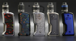 Aspire Feedlink Revvo Squonk Mod Kit with Revvo Boost Tank