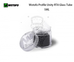 PYREX/SZKIEŁKO Wotofo - Profile Unity RTA Glass Tube 5ml