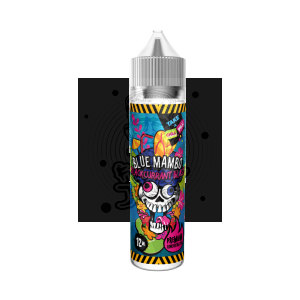 BLUE MAMBO – BLACKCURRANT BLAST PREMIX 12ml/60ml