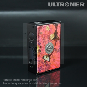 Ultroner X EOS 180W Wood Touch Screen TC Box MOD