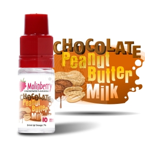 Chocolate Peanut Butter Milk - Aromat 10ml