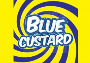 BLUE CUSTARD PREMIX
