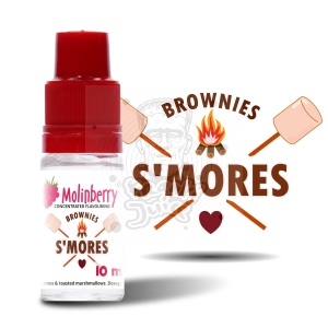 Smore's Marshmallow Brownies 10 ml