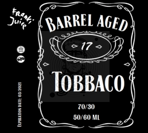 BARREL AGED TOBACCO - PREMIX
