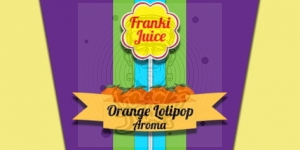 Orange Lolipop AROMAT Premium FrankiJuice 10ml