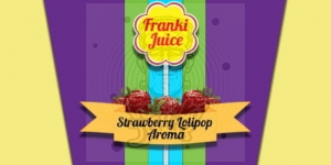 Strawberry Lolipop AROMAT Premium FrankiJuice 10ml
