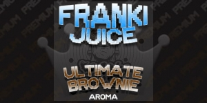 Ultimate Brownie - AROMAT Premium FrankiJuice 10ml