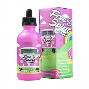 Free Spirit by Momo - Candy Camper 100/120ml Premix