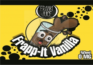 Frapp-It Vanilla PREMIX 50/60ml
