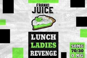 Lunch Ladies Revenge PREMIX FrankiJuice 50/60ml