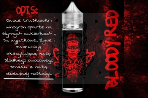 BLOODY RED PREMIX 40/60ml