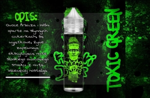 Toxic Green PREMIX 40/60ml