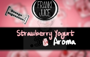 Strawberry-Jogurt AROMAT FrankiJuice 10ml