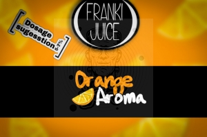 Pomarańcza (Orange) AROMAT FrankiJuice 10ml