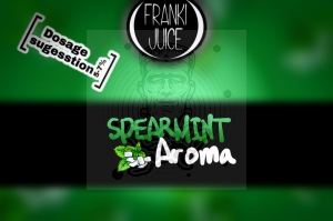 Spearmint AROMAT FrankiJuice 10ml