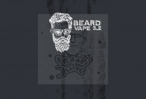 Beard Vape No. 3.2. PREMIX FrankiJuice 50/60ml
