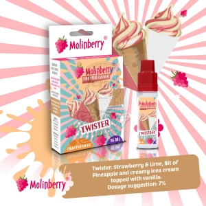 Twister 15ml Molinberry Pack