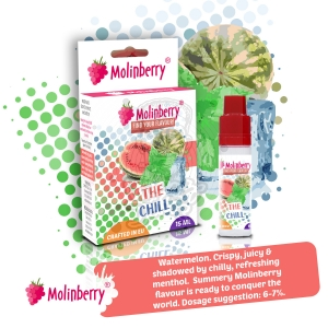 The Chill 15ml Molinberry Pack