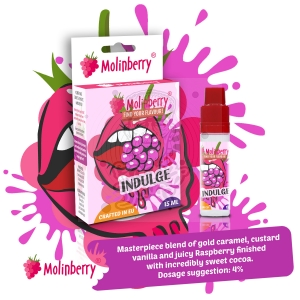 Indulge 15ml Molinberry Pack