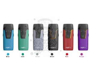 Nautilus AIO Starter Kit POD 2ml
